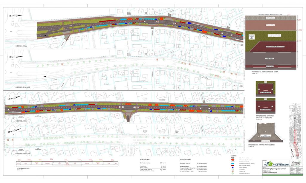 Detailmaatvoering-hoogteplan- de-landmeters-jhsw-3D-machinebesturing-bandelijnen-lassenplan-wegmeubilair